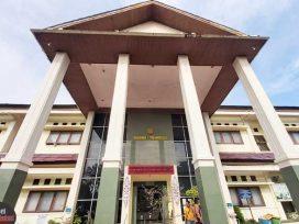 Pengadilan Samarinda tempat Opal disidang
