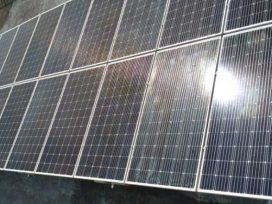 Solar Panel Kantor PDI Perjuangan