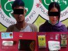 Terlibat Narkoba, Dua Orang Diciduk Anggota Polres PPU