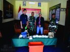 Satgas Pamtas RI-Malaysia Gagalkan Penyelundupan 5 Kg Sabu