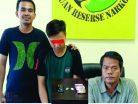 Dijebak, Warga Sangatta Utara Berhasil Ditangkap Polisi
