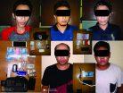 Ironis, Polisi Tangkap Lagi 5 Orang Warga Samarinda Lantaran Narkoba
