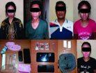 5 (Lagi) Warga Samarinda Ditangkap Gara-Gara Sabu, 3 Wanita Muda