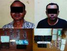 Kedapatan Bawa Narkoba, 2 Warga Samarinda Ditangkap di Pinggir Jalan