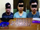 Satresnarkoba Polresta Samarinda Gulung Sindikat Pengedar Narkoba