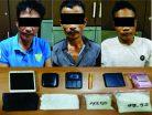Tiga Warga Samarinda Diciduk, Polisi Anti Narkoba Temukan Sabu 149 Gram