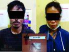 Sembunyikan Sabu di Lengan Baju, Warga Samarinda Diciduk Dalam Taksi