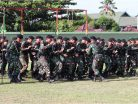 Pimpin Upacara Bendera, Kasdam VI/Mlw Bacakan Amanat Panglima TNI
