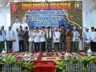 Pangdam VI/Mlw Safari Ramadhan di Kodim 1002/Barabai