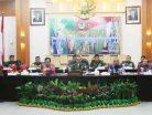Kasdam VI/Mlw Vicon Dengan Mabes TNI AD Tentang TMMD Ke-106