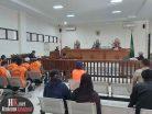 Terdakwa Terima, Dihukum 7 Tahun Penjara Lantaran Sabu