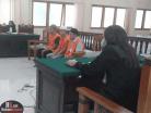 Terdakwa Penembakan di Depan THM Dihukum 3 Bulan Penjara