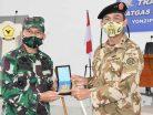 Komandan PMPP Hadiri Kegiatan ToT UNPCR